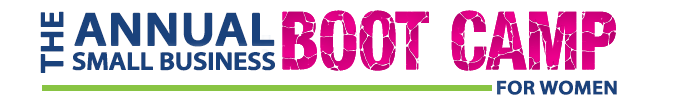 Logo-The annual small business boot camp